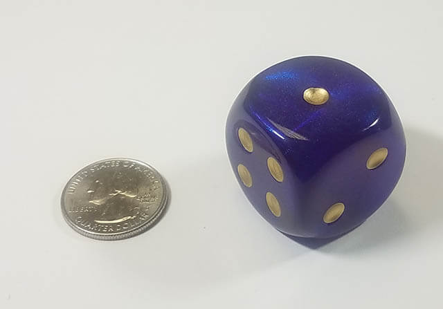Borealis Royal Purple 30mm d6