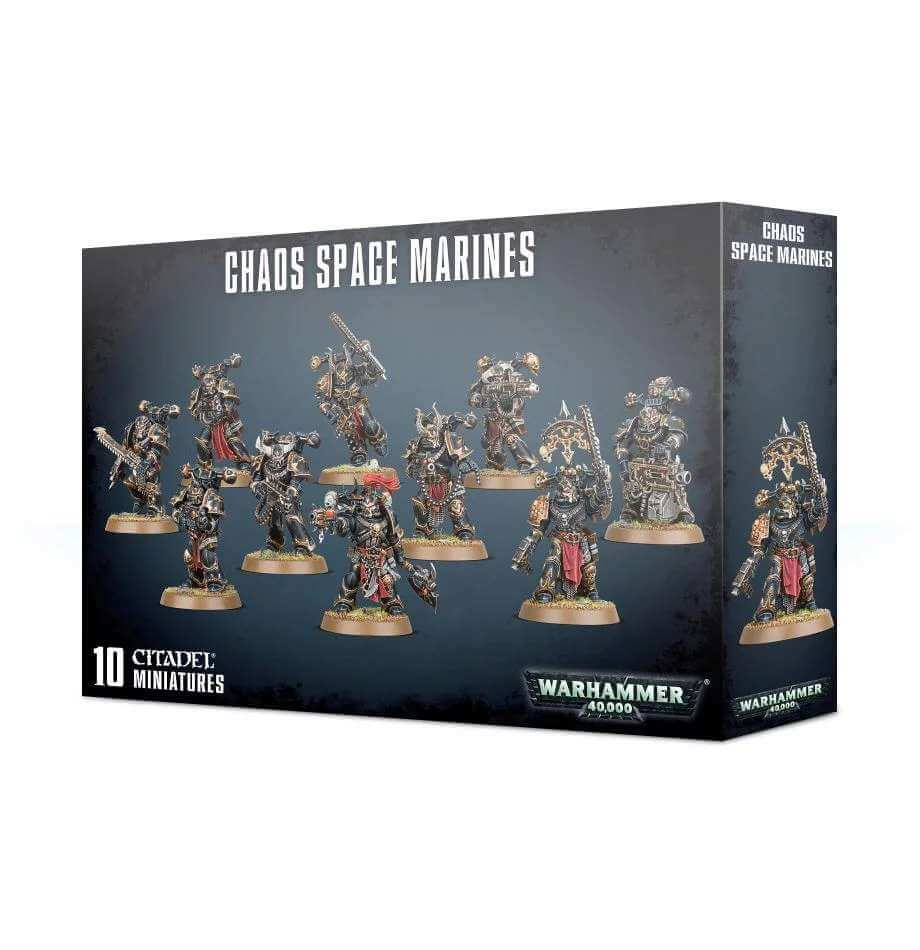 Chaos Space Marines 2019