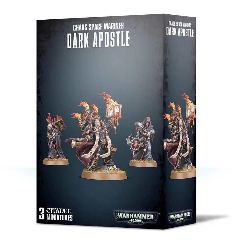 Chaos Space Marines Dark Apostle 2019