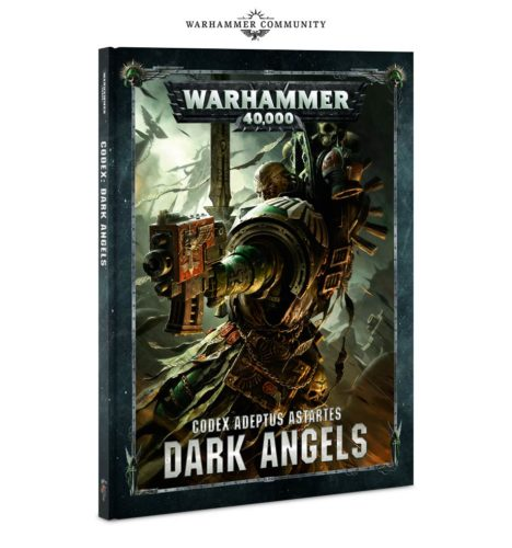 Codex: Dark Angels 8th Edition