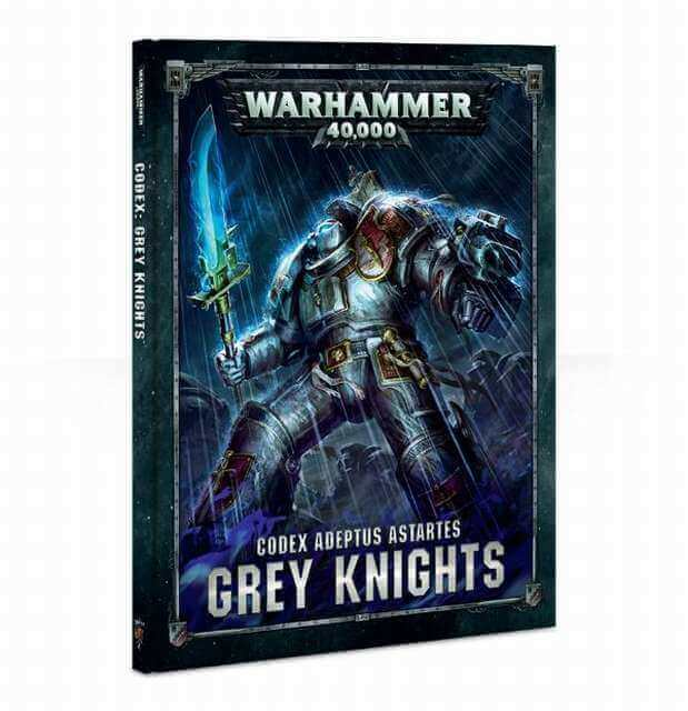 Codex: Grey Knights 8th Edition