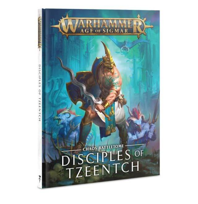 Disciples of Tzeentch Battletome