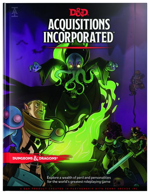 D&D 5th Edition Acquisitions Incorporated