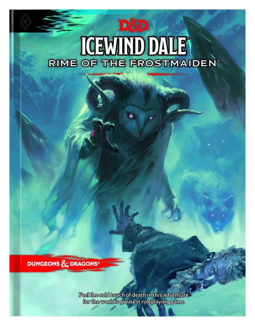 D&D 5th Edition Icewind Dale: Rime of the Frostmaiden