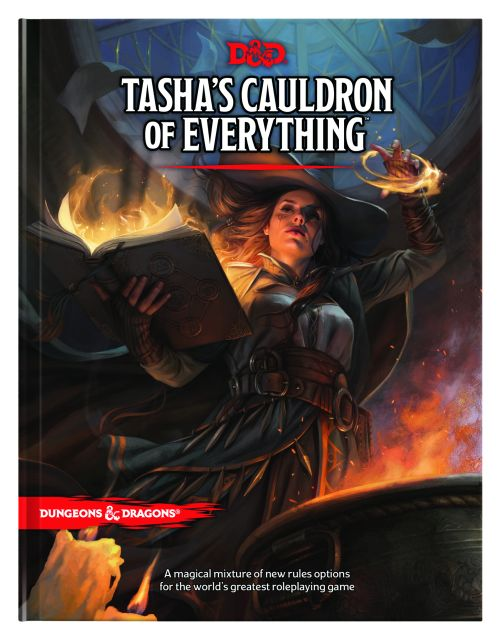 D&D 5th Edition Tasha's Cauldron of Everything