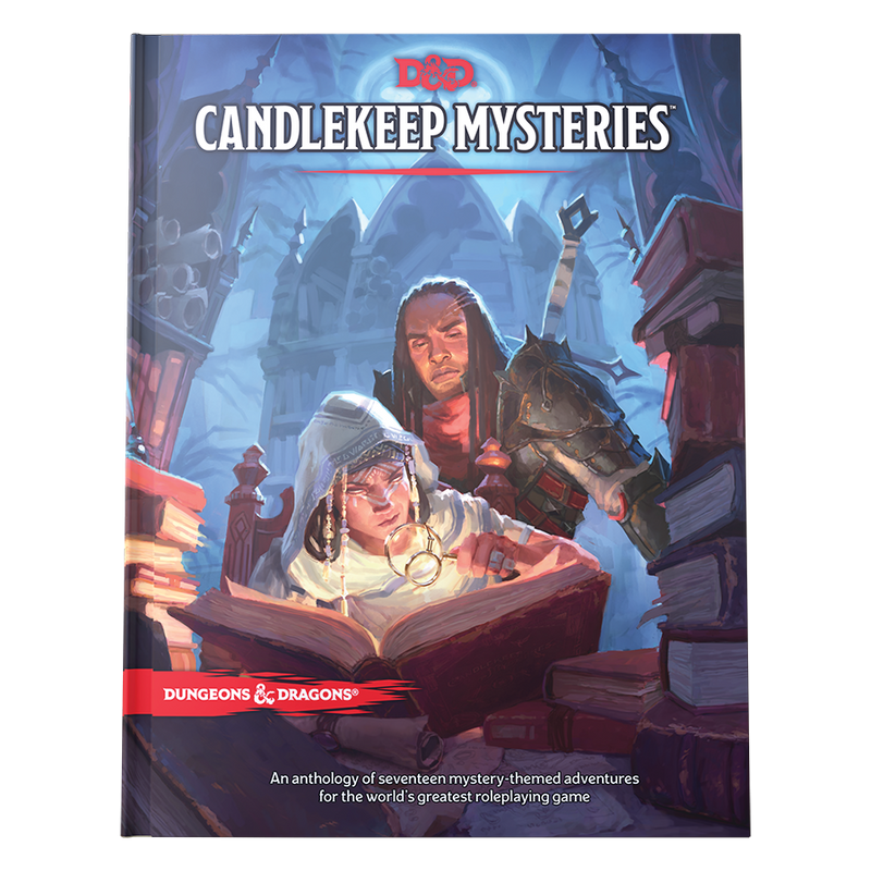 D&D 5th Edition Candlekeep Mysteries