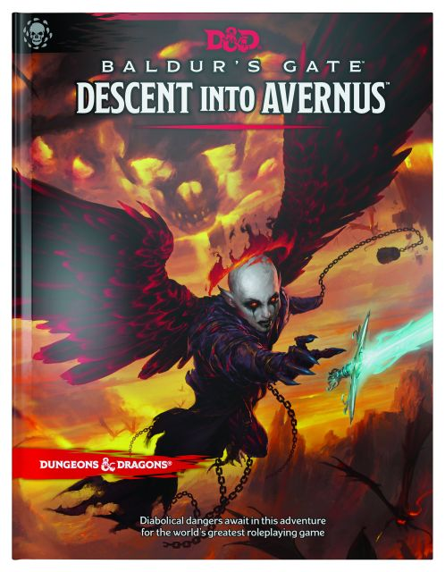 D&D 5th Edition Baldur's Gate: Descent into Avernus