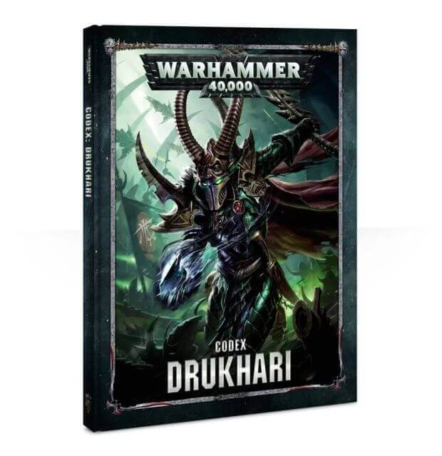 Codex: Dark Eldar / Drukhari 8th Edition