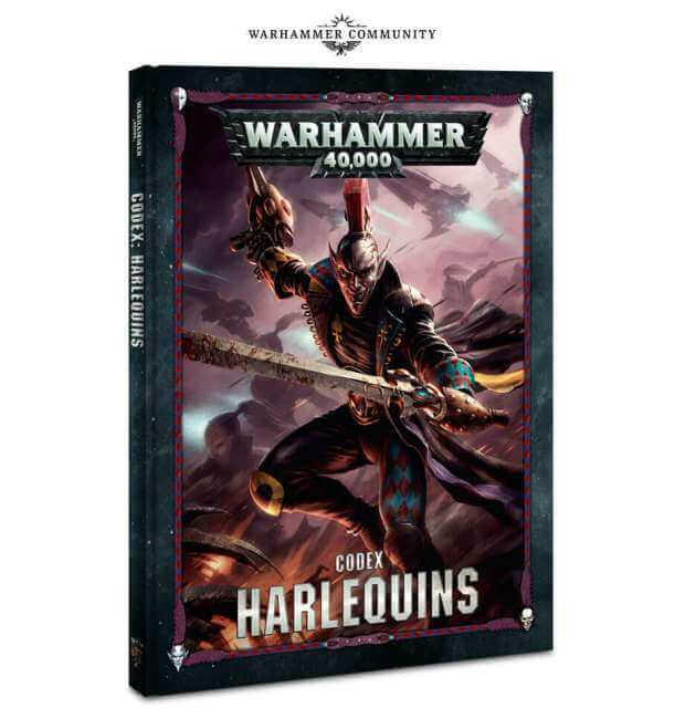 Codex: Harlequin 8th Edition