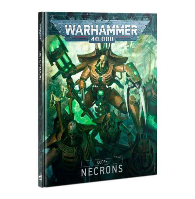Codex: Necrons 9th Edition