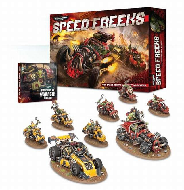 Ork Speed Freeks