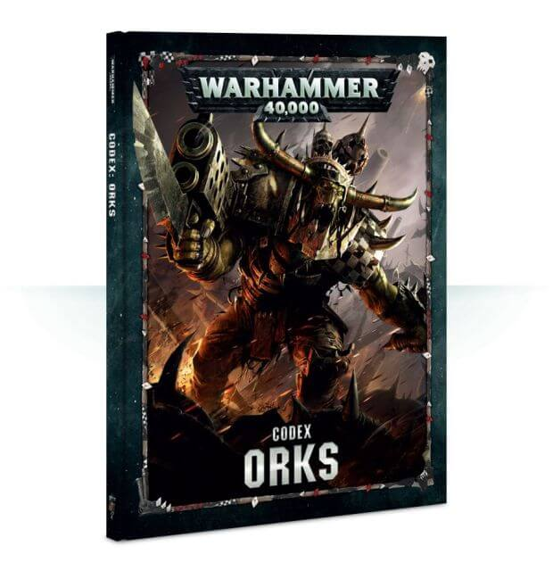 Codex: Orks 8th Edition