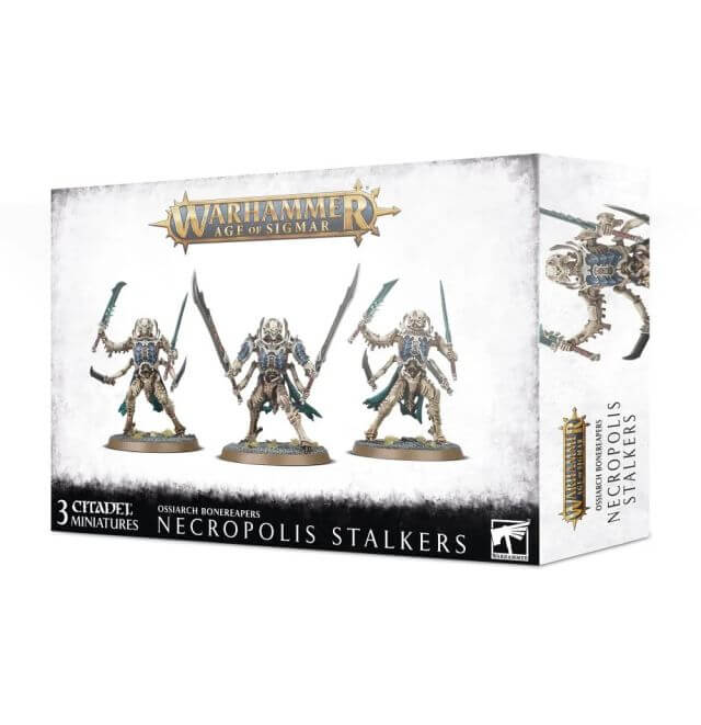 Ossiarch Bonereapers Necropolis Stalkers / Immortis Guard
