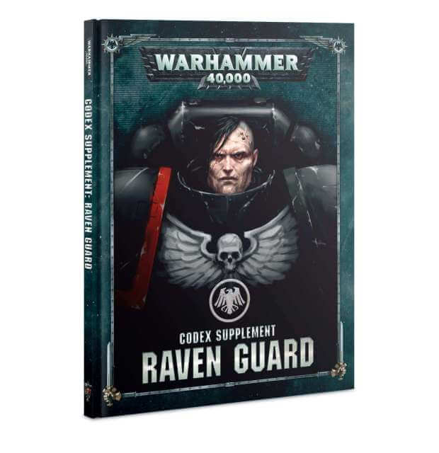 Codex: Raven Guard 8th Edition Supplement