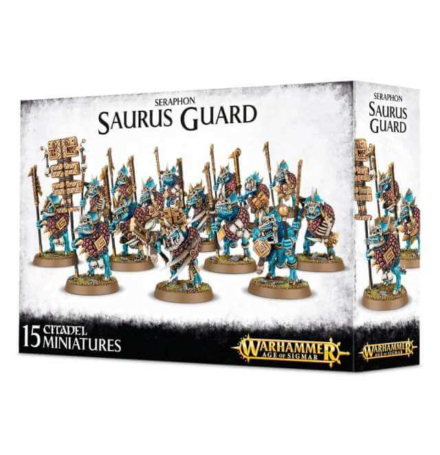 Serpahon Saurus Guard