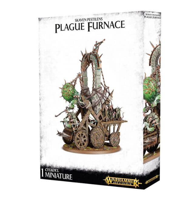 Skaven Screaming Bell / Plague Furnace