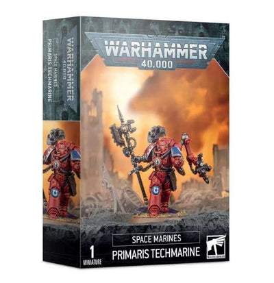 Space Marines Primaris Techmarine