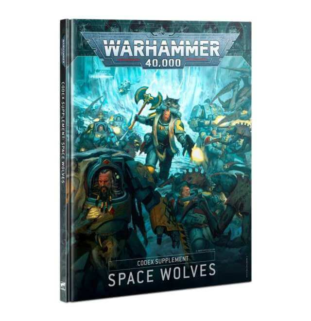 Codex: Space Wolves Supplement 9th Edition