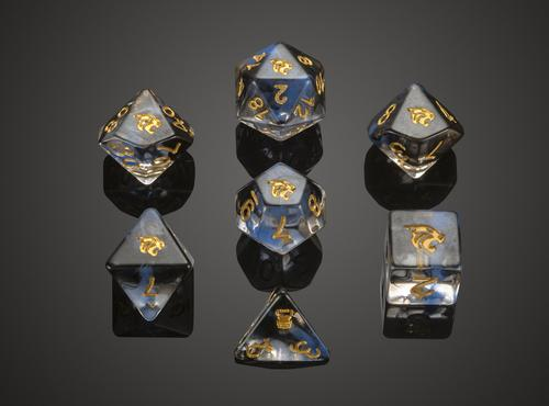 'Spirit of' Panther Polyhedral Dice