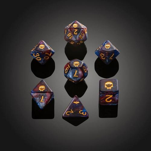 'Spirit of' Desolation - Vampire Polyhedral Dice