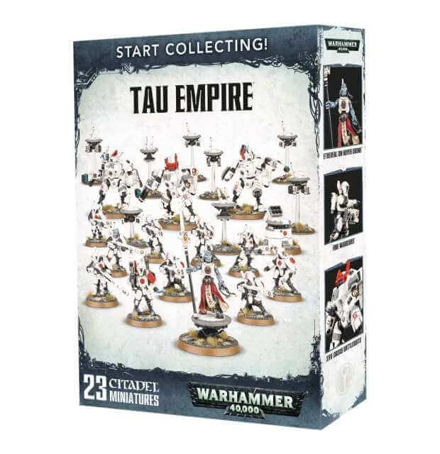 Start Collecting! Tau Empire 8th Edition