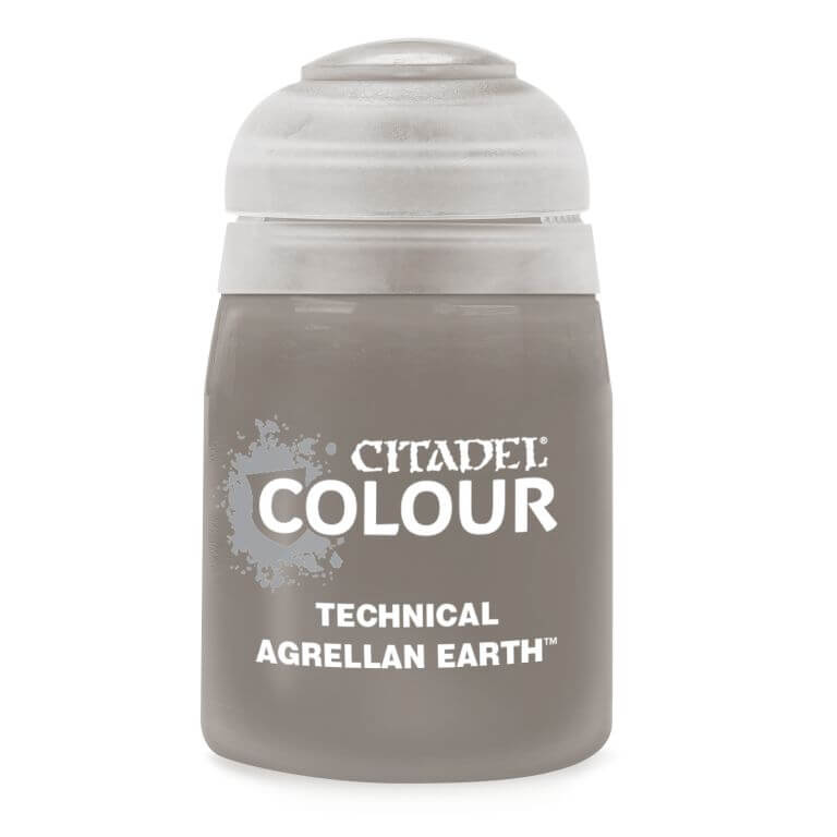 Technical: Agrellan Earth (24ml)