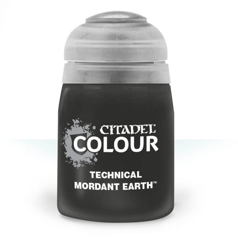 Technical: Mordent Earth (24ml)