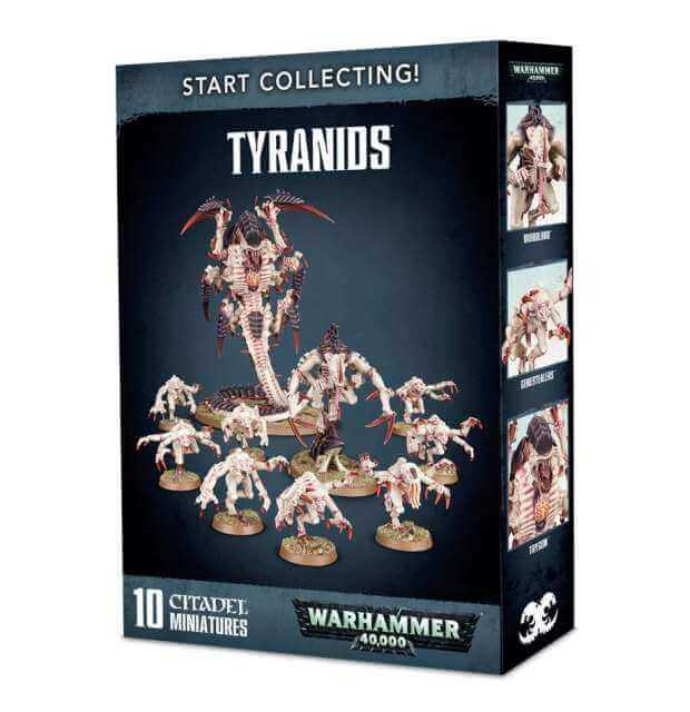 Start Collecting! Tyranids 8th Edition