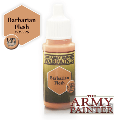 Barbarian Flesh Acrylic Warpaints