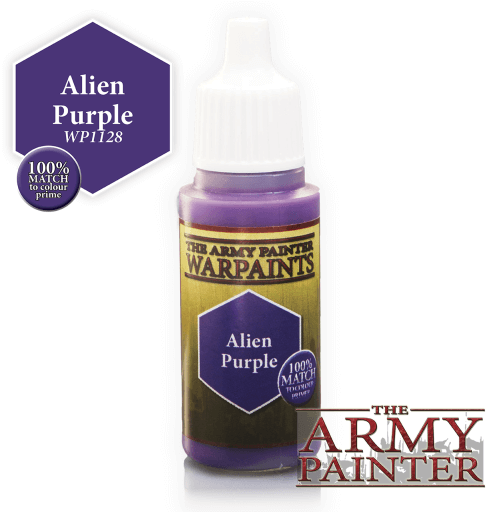Alien Purple Acrylic Warpaints