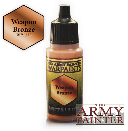 Weapon Bronze Metallic Warpaints