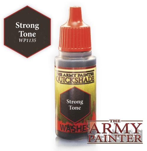 Strong Tone Washes Warpaints