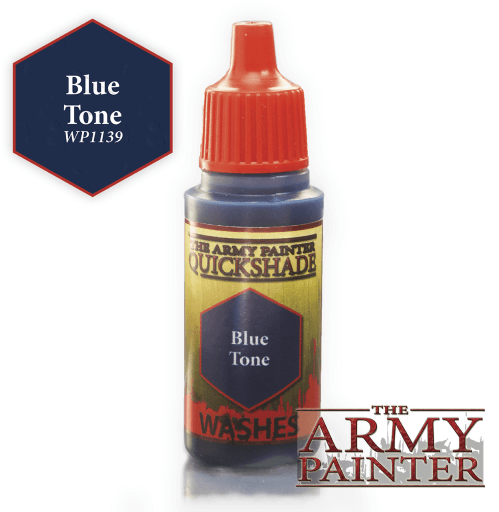 Blue Tone Washes Warpaints