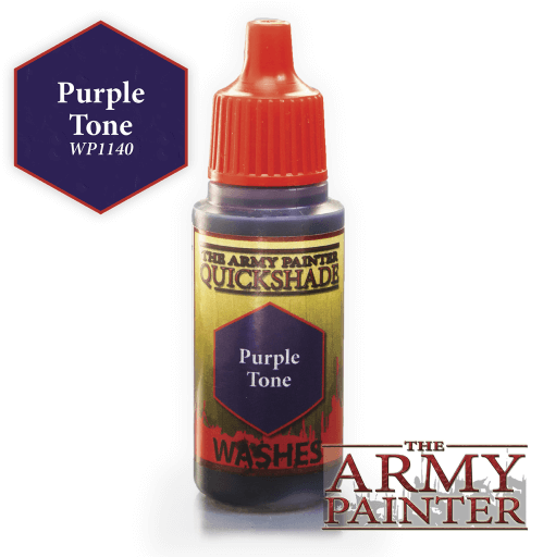 Purple Tone Washes Warpaints