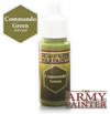 Commando Green Acrylic Warpaints