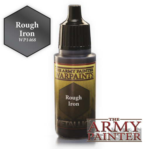 Rough Iron Metallic Warpaints