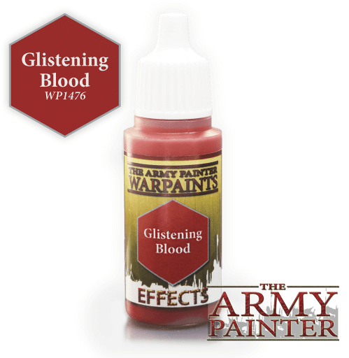 Glistening Blood Effects Warpaints