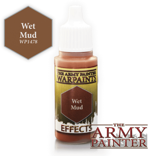 Wet Mud Effects Warpaints