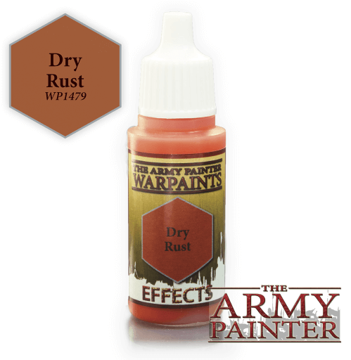 Dry Rust Effects Warpaints