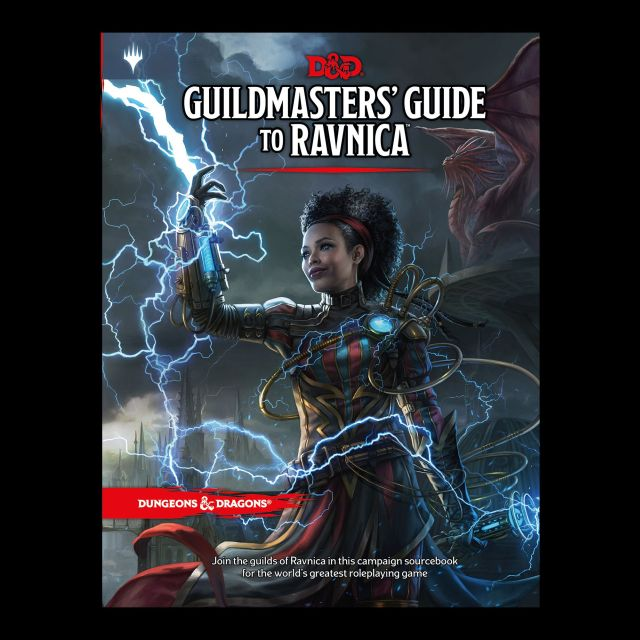 D&D 5th Edition Guildmasters' Guide to Ravnica