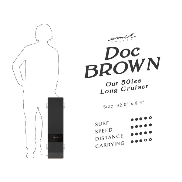 DOC BROWN Smoky Oak