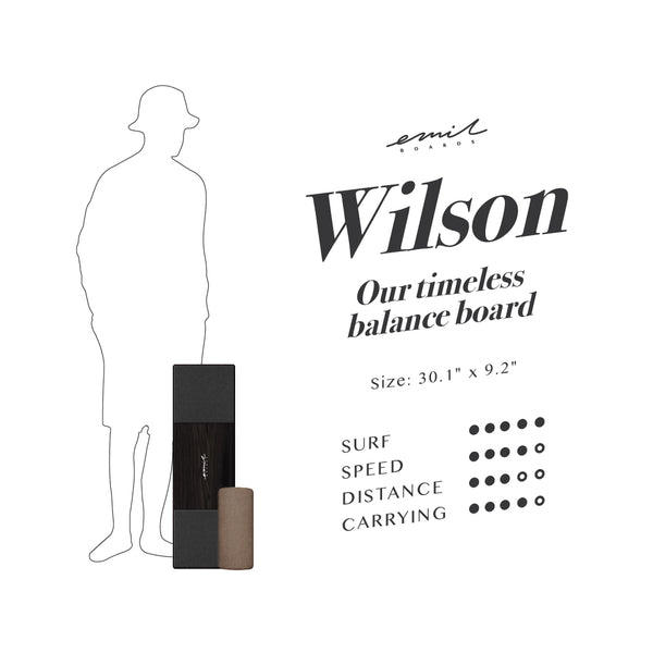 WILSON Smoky Oak