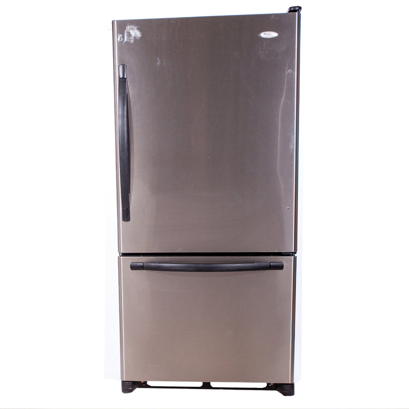 Whirlpool 32.5' Refrigerators GB2SHDXPS Stainless steel