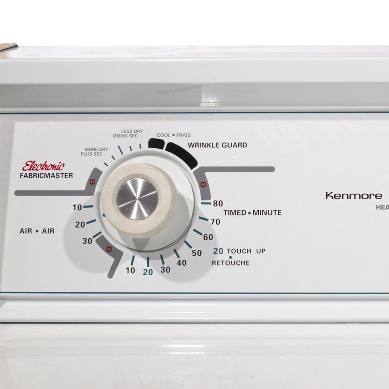 Kenmore 29' Heavy Duty Dryers C1108584290 White (3)