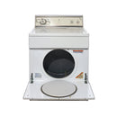 Kenmore 29' Kenmore Sears Best Dryers C110_8291090 White (2)