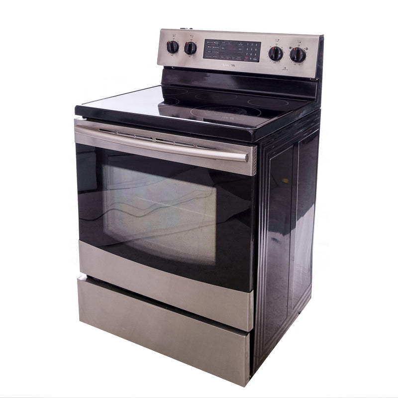 Samsung 30' Electric Stove N/D Stainless steel (1)
