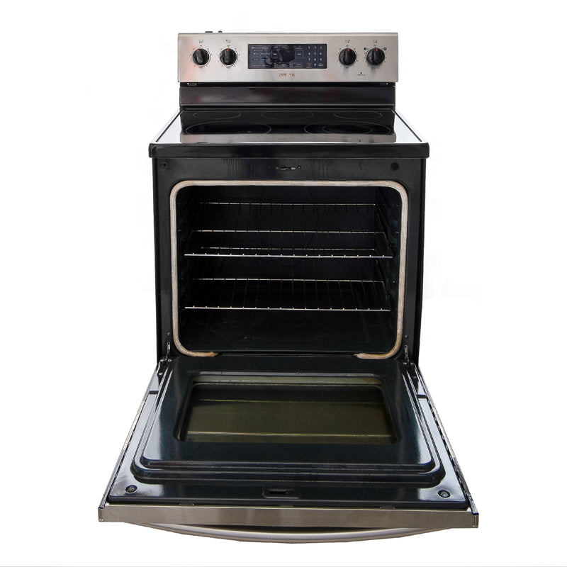Samsung 30' Electric Stove N/D Stainless steel (2)