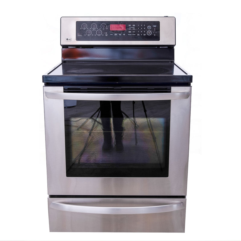 LG 30' Electric Stove LSC683WS Stainless steel