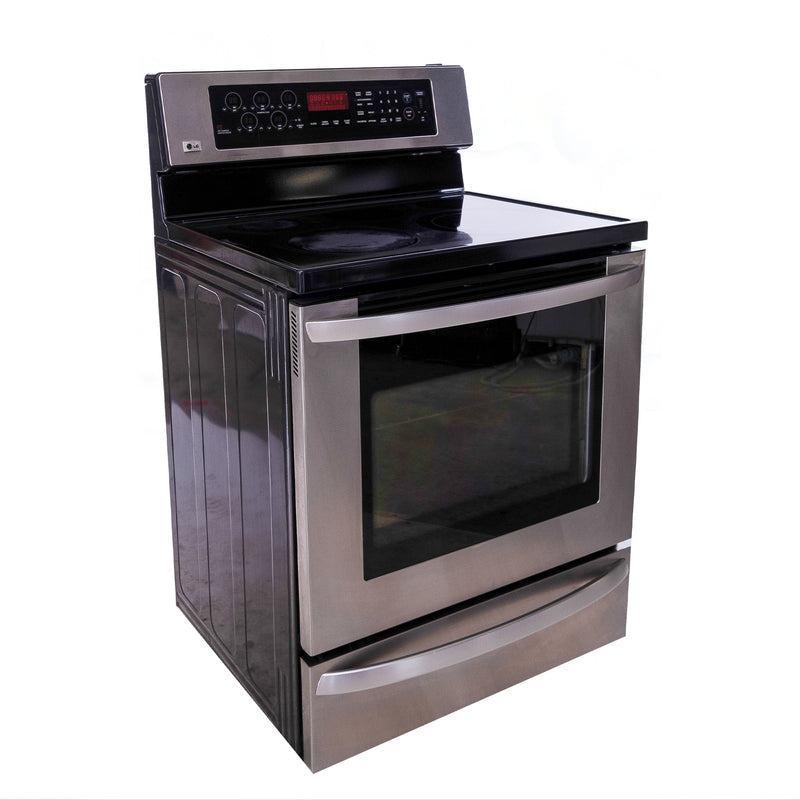 LG 30' Electric Stove LSC683WS Stainless steel (1)