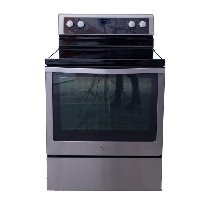 Whirlpool 24' Electric Stove YWFE710H0AS0 Stainless steel